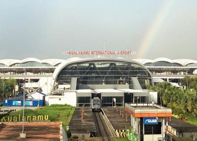 Ketatnya Protokol Kesehatan di Bandara Internasional Kualanamu, Traveling Jadi Aman