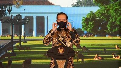 Dinilai Berjalan Baik, Presiden Jokowi Beberkan Realisasi Program BLT