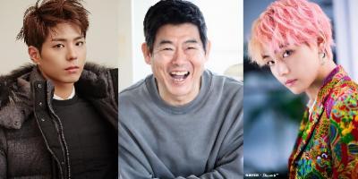 Rahasia Sung Dong Il Bisa Bersahabat dengan V 'BTS' dan Park Bo Gum