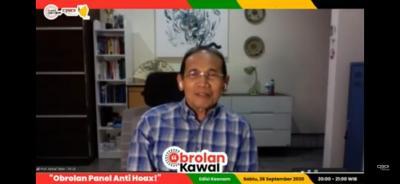 Akmal Taher Mengundurkan Diri dari Satgas Covid-19, Ada Apa?