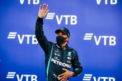 Hasil Kualifikasi F1 GP Rusia 2020, Hamilton Raih Pole Position