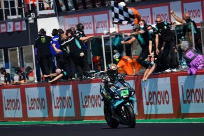 Tercepat di Hari Pertama MotoGP Catalunya 2020, Morbidelli: Saya Merasa Nyaman