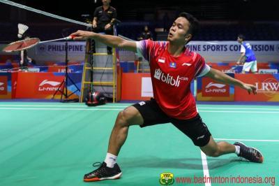 BWF Geser Turnamen Seri Asia 2020 ke Januari 2021