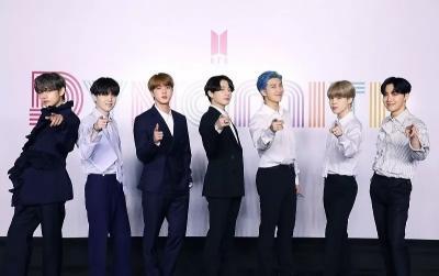 BTS Masih Tak Terkejar di Gaon Chart