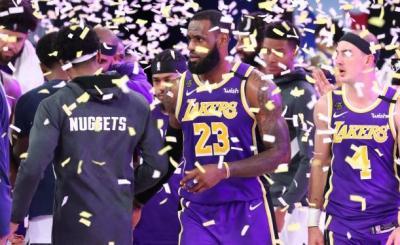 Komentar LeBron James Usai Bawa LA Lakers ke Final NBA 2020