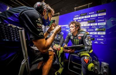 Petronas Yamaha SRT Jadi Tim Kelima yang Dibela Valentino Rossi di Kelas MotoGP