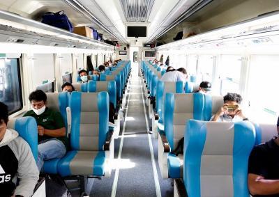 HUT ke-75 KAI, Jokowi: Transportasi yang Murah, Aman dan Nyaman