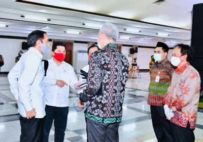 Kejar Investasi ke Negeri Ginseng, Erick Thohir-Bahlil Dapat Apa?