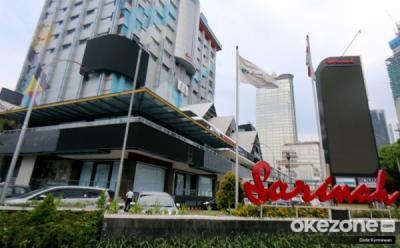 Sarinah Kena Combo, Rugi Imbas Renovasi Gedung dan Corona