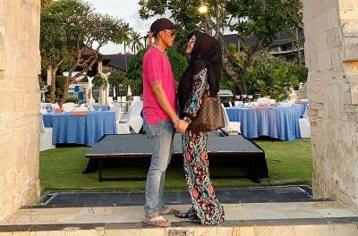 Suami Dicibir, Meggy Wulandari Ancam Laporkan Netizen