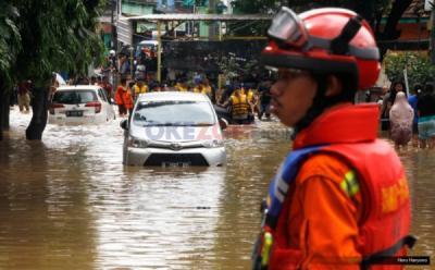 Pemprov DKI Klaim Sudah Antisipasi Banjir Sejak Maret