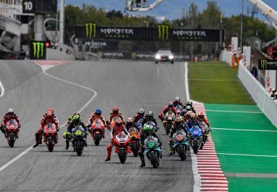 5 Fakta Balapan MotoGP Catalunya 2020, Valentino Rossi Gagal Naik Podium