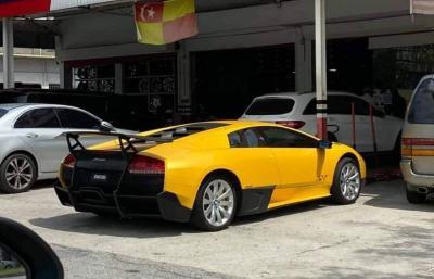 Lamborghini Murcielago SV Gunakan Pelek BMW, Kok Bisa?