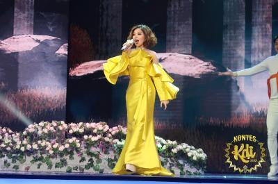 Tak Puas, Ivan Gunawan Ubah Penampilan Cindy di Panggung KDI 2020