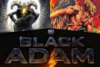 Dwayne Johnson Sambut Hangat Bergabungnya Aldis Hodge di Black Adam