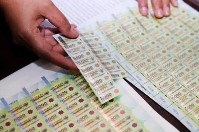 Sah, Tarif Bea Meterai Jadi Rp10.000 Mulai 1 Januari 2021