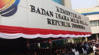 30 BUMN 'Mati Suri', Dahlan Iskan: Pembubarannya Terhambat Hukum dan Politik