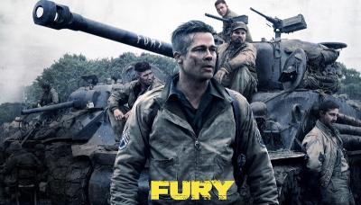 Fakta Film Fury, Tank Tangguh Melawan Pasukan Nazi