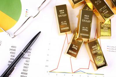 Harga Emas Naik ke Level Tertinggi dalam Sepekan