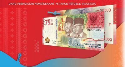 Mulai Besok, Penukaran Uang Rp75.000 Bisa di Seluruh Bank