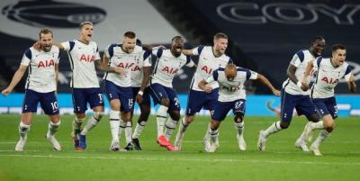 Tottenham Menang Dramatis Atas Chelsea di Piala Liga Inggris 2020-2021