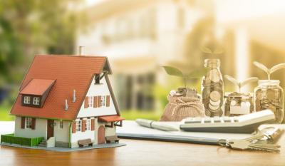 Kredit Properti Turun Jadi 2,9% Selama Agustus