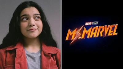 Artis Pendatang Baru Iman Vellani Akan Perankan Ms Marvel