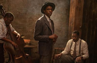 Tampilan Mendiang Chadwick Boseman di Film Terakhirnya, Ma Rainey's Black Bottom