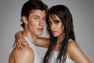 Bantah Putus, Camila Cabello Kirim Pesan Cinta untuk Shawn Mendes