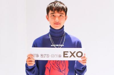 DO EXO Kirim Pesan Spesial untuk Fans dari Kamp Militer