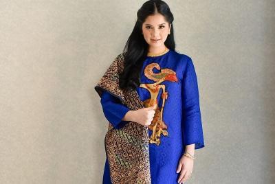 Sambut Hari Batik Nasional, Annisa Pohan Tawarkan Endorse Gratis untuk UMKM