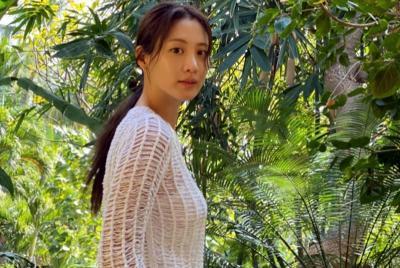 Claudia Kim 'Fantastic Beasts' Sambut Kelahiran Anak Pertama
