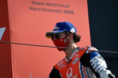 Gabung Tim Pabrikan Ducati, Bagnaia Berhasrat Lewati Pencapaian Valentino Rossi