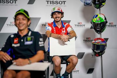 5 Fakta Francesco Bagnaia, Anak Didik Valentino Rossi yang Direkrut Tim Pabrikan Ducati