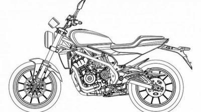 Penampakan Harley-Davidson 338R, Tinggalkan Mesin V-Twin