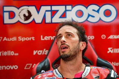 Dovizioso Ungkap Beratnya Jadi Pembalap Ducati