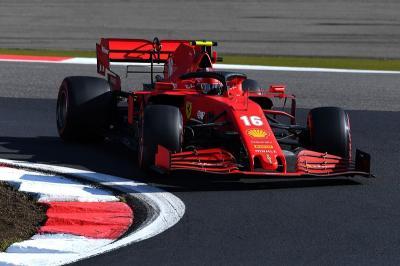 Leclerc Terkejut Bakal Start Keempat di F1 GP Eifel 2020