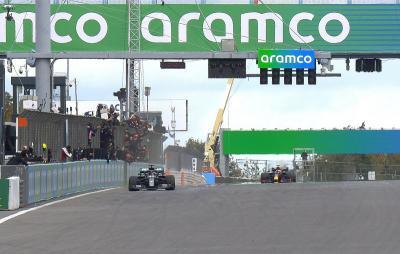 Hasil Balapan F1 GP Eifel 2020, Hamilton Samai Rekor Kemenangan Schumacher