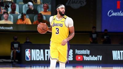 Anthony Davis Bakal Tinggalkan Lakers Usai Juara NBA 2019-2020?