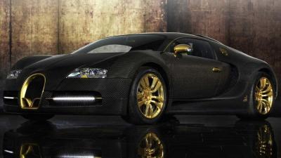 Pacar Ronaldo Pamer Mobil Bugatti Veyron, Ini Spesifikasinya
