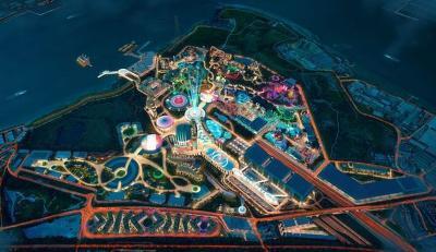 Inggris Bakal Punya Taman Hiburan Terkeren di Dunia