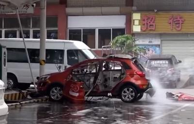 Potensi Terbakar Hambat Perkembangan Industri Mobil Listrik
