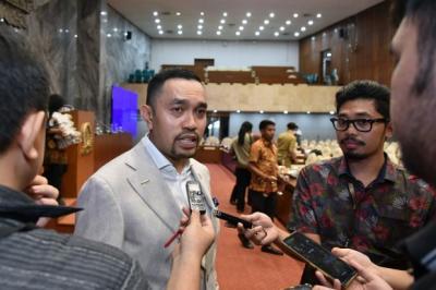 1 Tahun Jokowi-Maruf, DPR Soroti Pemberantasan Narkoba & Kriminalitas di Tengah Pandemi
