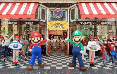 Kembalikan Pariwisata Jepang, Nintendo Bakal Buka Mario Bros Theme Park