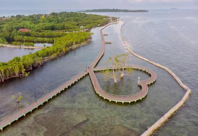 Kembali Dibuka, Kepulauan Seribu Langsung Diserbu 2.261 Wisatawan