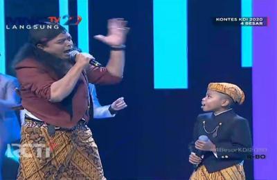 Duet Apik Nurbayan dan Alwiansyah Buka 4 Besar KDI 2020