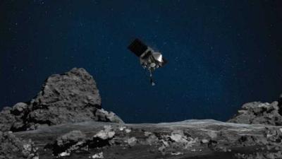 Pesawat OSIRIS-REx NASA Hari Ini Mendarat di Asteroid Bennu