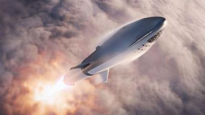 Elon Musk Sebut Starship Meluncur ke Mars pada 2024