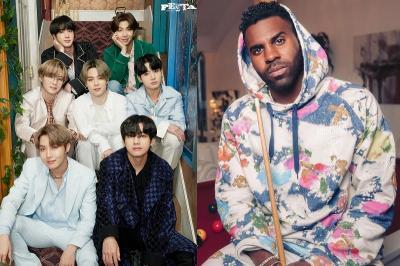 Savage Love Sukses Besar, Jason Derulo Lupakan BTS