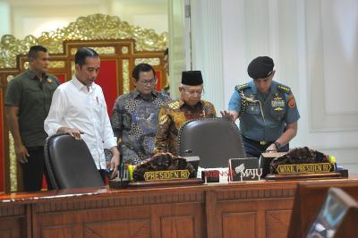 1 Tahun Jokowi-Ma'ruf Amin, Bagaimana Utang hingga Kemiskinan RI?